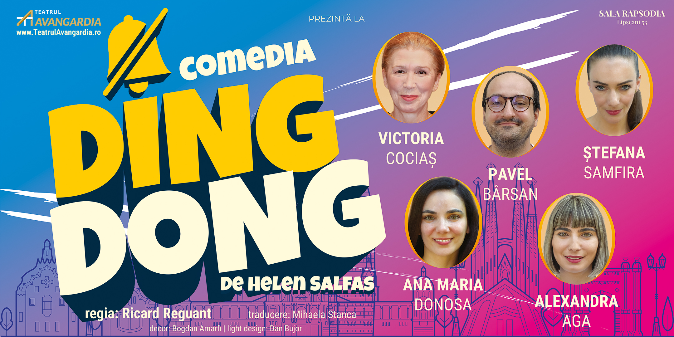 Comedia Ding Dong