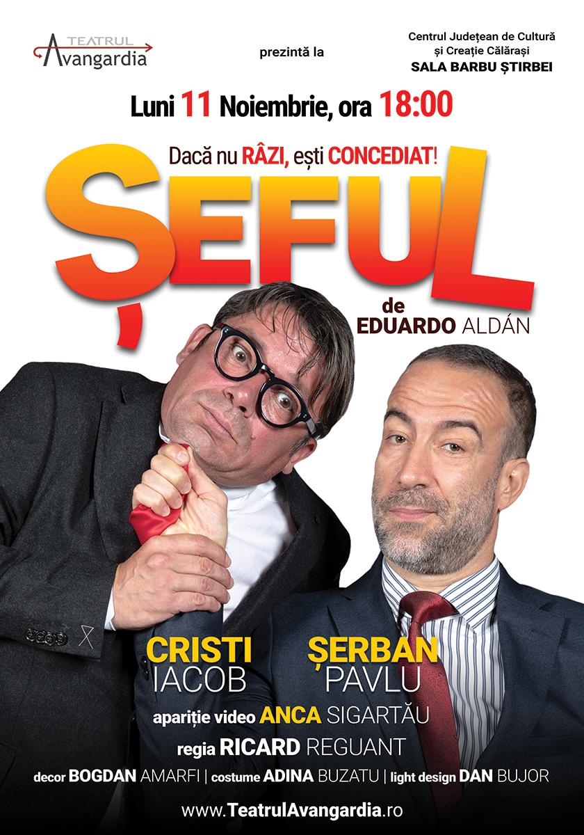 Poster Seful Calarasi