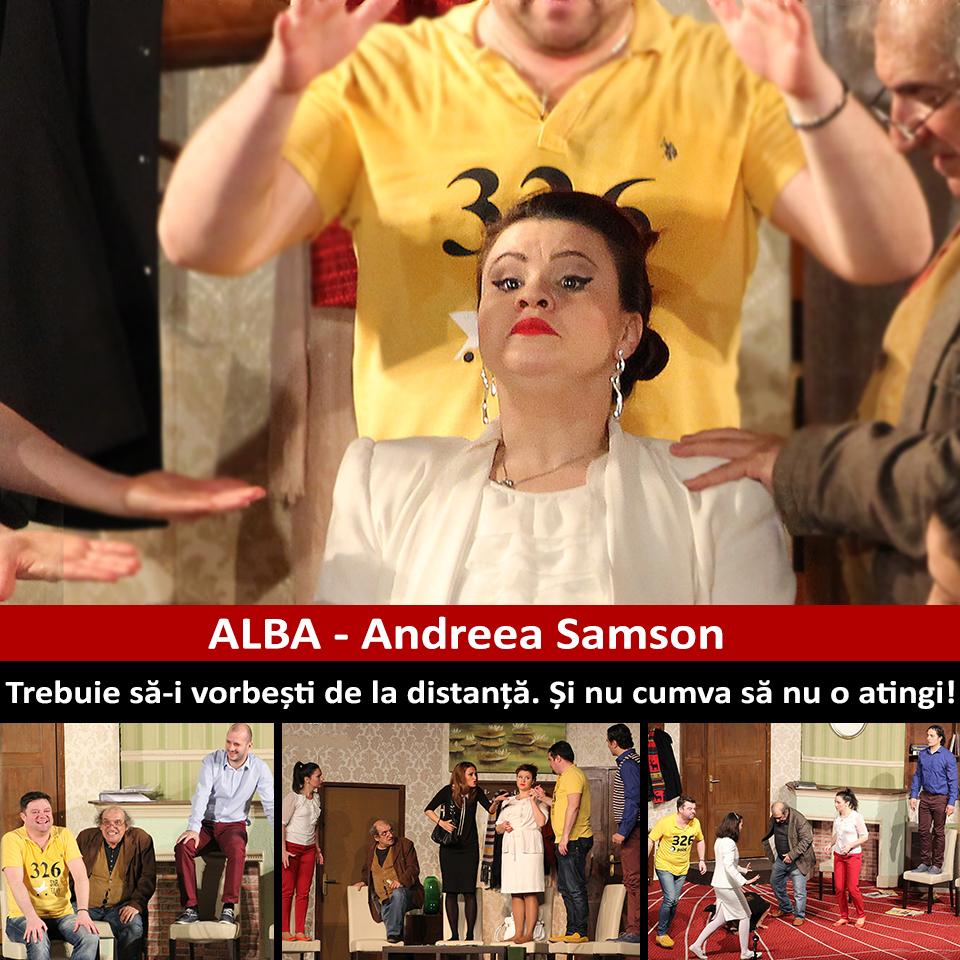 Alba - Andreea Samson