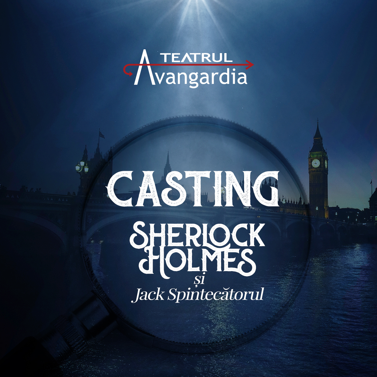 Casting Sherlock Holmes si Jack Spintecatorul