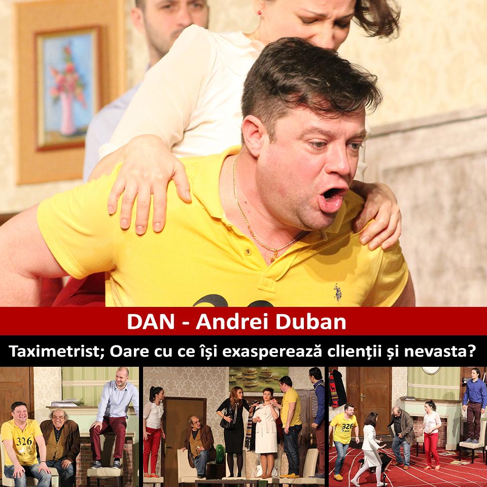 Dan - Andrei Duban