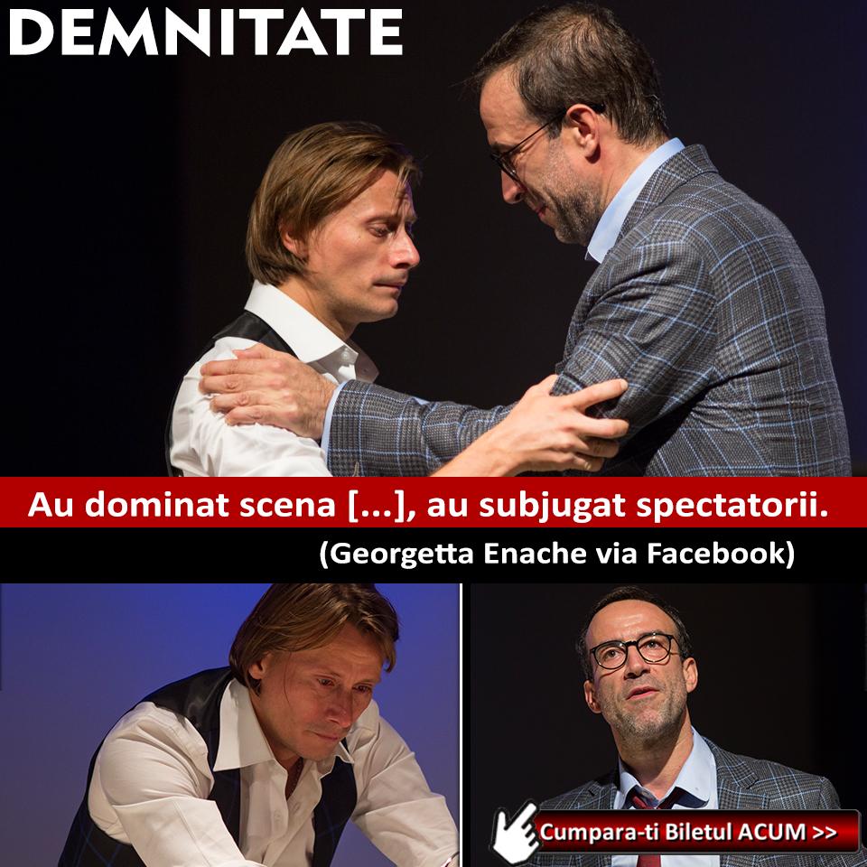 Demnitate - Marius Manole