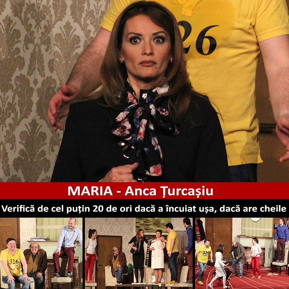 Maria - Anca Turcasiu